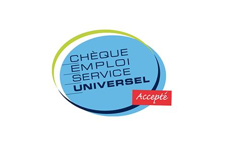 Chèque Emploi Service Accepté par BJL Multi-Service