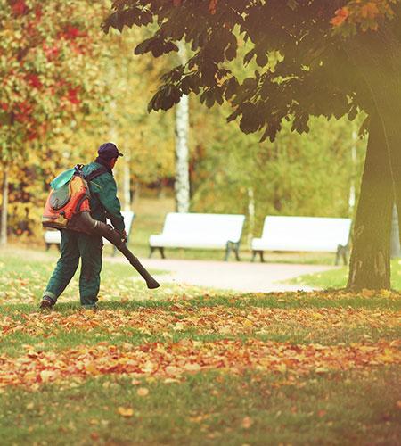 Entretien des espaces verts communaux Compiègne