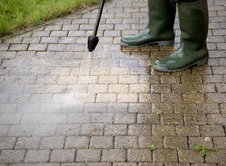 Travaux de nettoyage extérieur Compiègne