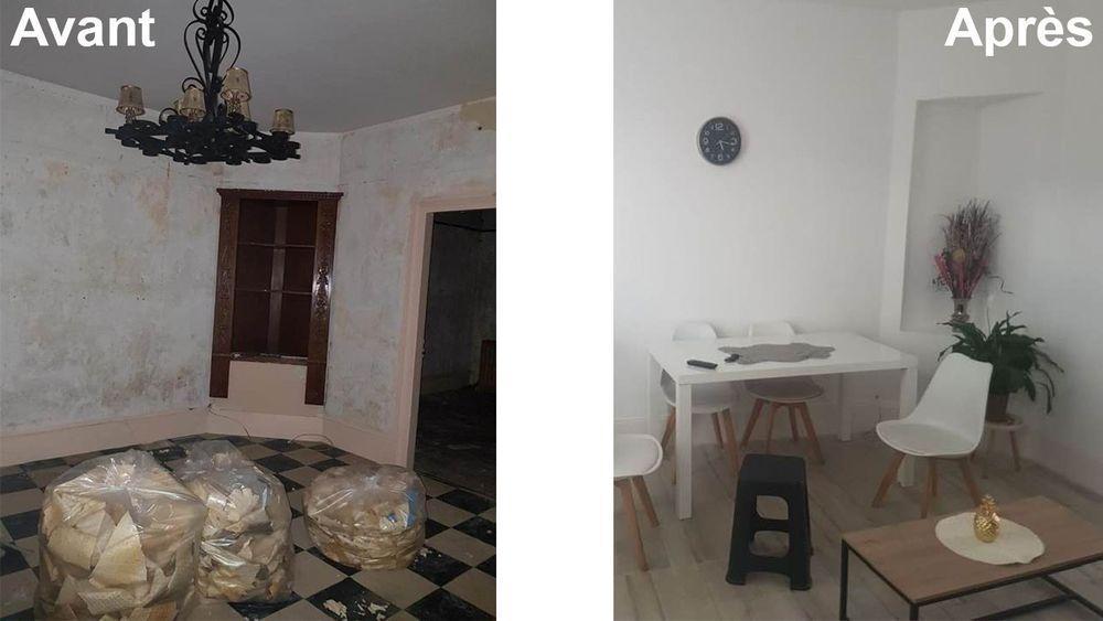 Rénovation intérieure Compiègne